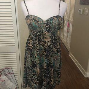 Bar lll Mini Babydoll Dress